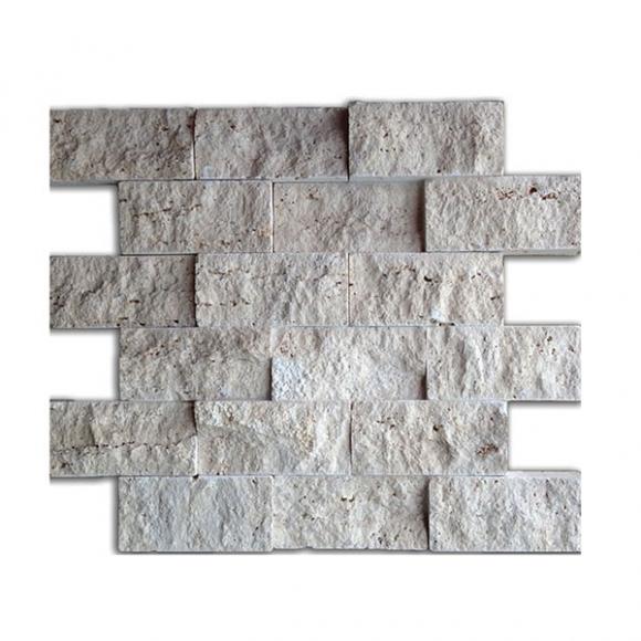2x4-Ivory-Travertine-Split-Face-Mosaic