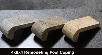 Remodel Pool Coping